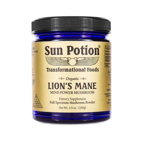 Sun Potion Lion's Mane